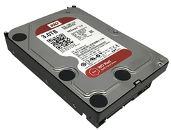 "Western Digital WD Red WD30EFRX 3TB 5400RPM 64MB Cache SATA 6.0Gb/s 3.5"" NAS Hard Drive - 3 Years Warranty"