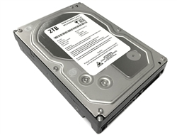 "WL 2 Terabyte (2TB) 64MB Cache 7200RPM SATA III (6.0Gb/s) Internal Desktop 3.5"" Hard Drive - w/ 1 Year Warranty"