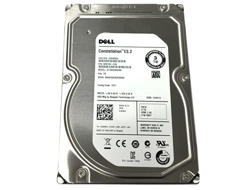ST33000650NS-DELL 3TB 6G 7.2K LFF SATA HARD DRIVE Image