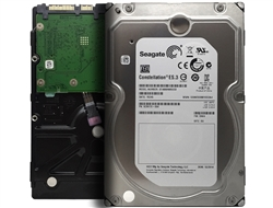"Seagate Constellation ES ST4000NM0033 4TB 7200RPM 128MB Cache SATA 6.0Gb/s 3.5"" Internal Enterprise Hard Drive - w/5 Year Warranty"