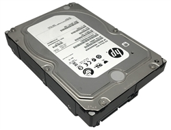 "HP/Seagate Constellation ES ST2000NM0033 (MB2000EXWCR) 2TB 7200RPM 128MB Cache SATA 6.0Gb/s 3.5"" Internal Enterprise Hard Drive OEM - w/1 Year Warranty"