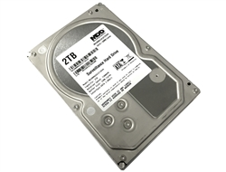 "MaxDigitalData 2TB 32MB Cache 7200PM SATA 3.0Gb/s 3.5"" Internal Surveillance Hard Drive (MD2000GSA3272DVR) - w/ 2 Year Warranty"