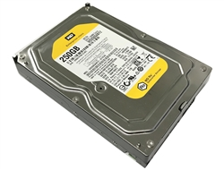 "Western Digital RE WD2503ABYZ 250GB 7200 RPM 64MB Cache SATA 6.0Gb/s 3.5"" Datacenter Capacity Internal Hard Drive w/5 Year Warranty"