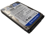 "Western Digital Scorpio Blue (WD3200BPVT) 320GB 8MB Cache 5400RPM SATA2 2.5"" Notebook Hard Drive - w/ 1 Year Warranty"