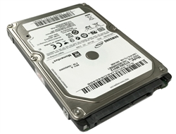 "SAMSUNG Spinpoint M8 ST500LM012 (HN-M500MBB) 500GB 5400 RPM 8MB Cache SATA 3.0Gb/s 2.5"" Internal Notebook Hard Drive - w/1 Year Warranty"