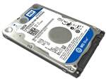 "Western Digital Blue WD5000LPVX 500GB 5400 RPM 8MB Cache SATA 6.0Gb/s 2.5"" Internal Notebook Hard Drive - w/1 Year Warranty"