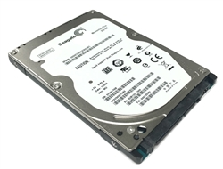 "Seagate Momentus Thin ST92503010AS 250GB 5400 RPM 8MB Cache SATA 3.0Gb/s 2.5"" Internal Notebook Hard Drive - w/1 Year Warranty"