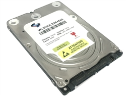 "WL 500GB 64MB Cache 5400RPM SATA III 6.0Gb/s (7mm) 2.5"" Notebook Hard Drive - 1 Year Warranty"