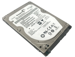 "Seagate Momentus Thin ST500LM021 500GB 7200RPM 32MB Cache (7mm) SATA III 6.0Gb/s 2.5"" Laptop Thin Hard Drive - w/1 Year Warranty"