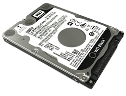 "Western Digital Black (WD5000LPLX) 500GB 32MB Cache 7200RPM SATA 6.0Gb/s 2.5"" Performance Laptop Hard Drive - w/1 Year Warranty"