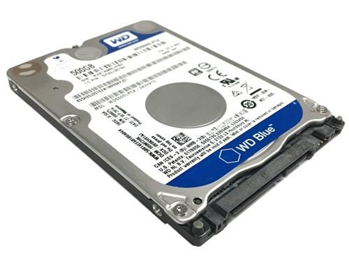 """WD Blue WD5000LPCX 500GB SATA 2.5/"""" Internal Hard Drive"""