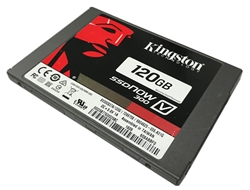 Kingston SSDNow V300 Series 120GB 2.5-inch SATA III MLC (6.0Gb/s) Internal Solid State Drive (SSD) (SV300S37A/120G) (Certified Refurbished) w/ 2 Years Warranty