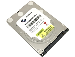 "WL 500GB 32MB Cache 5400RPM SATA III (6.0Gb/s) 7mm 2.5"" Notebook Hard Drive (WL500GLSA3254S) - 1 Year Warranty"