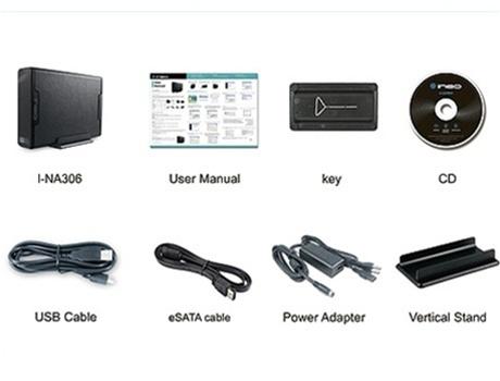 Western Digital Caviar Green Power WD10EARS 1TB 64MB Cache 7200RPM SATA300  Hard Drive Brand New- w/ 3 yr warranty + iNeo I-NA306UE USB & eSATA