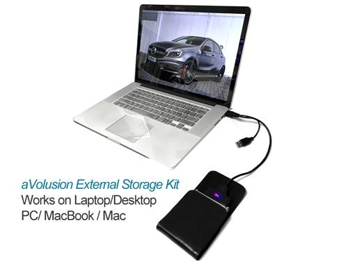 Avolusion Av1500kit 1 5tb Usb 2 0 Portable External Hard