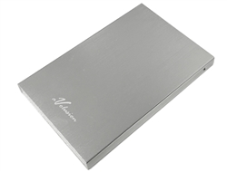 Avolusion HD250U3 500GB Ultra Slim SuperSpeed USB 3.0 Portable External Hard Drive (Packet Drive) (Silver) - 2 Year Warranty