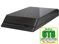Avolusion HDDGear 4TB USB 3.0 External Gaming Hard Drive (for XBOX ONE, XBOX ONE S, XBOX ONE X) - 2 Year Warranty