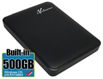 Avolusion 500GB USB 3.0 Portable External Hard Drive (WindowsOS NTFS Pre-Formatted)  HD250U3-Z1 - Retail w/2 Year Warranty