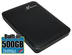 Avolusion 1TB USB 3.0 Portable External PS4 Hard Drive (PS4 Pre-Formatted)  HD250U3-Z1 - Retail w/2 Year Warranty