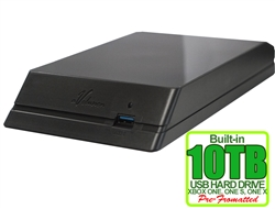 Avolusion HDDGear 10TB USB 3.0 External Gaming Hard Drive (for XBOX ONE, XBOX ONE S, XBOX ONE X) - 2 Year Warranty