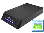 Avolusion HDDGear Pro 4TB USB 3.0 External Gaming Hard Drive (for PS4, PS4 Slim, PS4 Slim Pro) - 2 Year Warranty