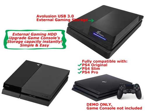 Image result for ps4 external hard drive
