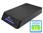 Avolusion HDDGear Pro 6TB USB 3.0 External Gaming Hard Drive (for PS4, PS4 Slim, PS4 Slim Pro) - 2 Year Warranty