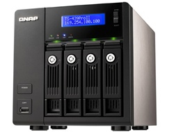 QNAP 6 Terabyte (6TB) Turbo NAS TS-439 Pro II 4-Bay Superior Performance RAID 0/1/5/JBOD RAID Network Attached Storage Server with iSCSI for Business- powered by Western Digital WD15EARS 1.5TB 64MB Cache 7200RPM SATA/300 Hard Drive
