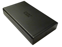 ProDrive 1TB 7200rpm 32MB Buffer USB 2.0 External Hard Drive (Black) w/ 1 year warranty - Retail