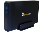 HornetTek Viper 1.5TB (1500GB)  64MB Cache 7200RPM SuperSpeed USB 3.0/2.0 External Hard Drive (Black) - Retail w/1 Year Warranty
