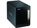 ZyXEL Personal Cloud Storage [2-Bay] for Home with Remote Access and Media Streaming [NAS326] - Retail