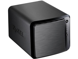 ZyXEL Personal Cloud Storage [4-Bay] for Home with Remote Access and Media Streaming [NAS540] - Retail