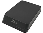 "Avolusion HDDGEAR Pro (HD250U3-BK-PRO) Portable USB 3.0 2.5"" External Hard Drive Enclosure (Black) (for 2.5"" SSD & SATA Hard Drive) - 2 Year Warranty"