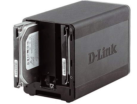 D-Link DNS-323 Windows 7