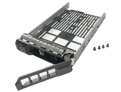 "Genuine DELL 3.5"" SAS SATA Hard Drive Tray Caddy Dell PowerEdge T330 T430 T630 R230 R330 R430 R530 R630 R730 R730XD R930 series,Compatible part number KG1CH, 0KG1CH, 58CWC, 058CWC"