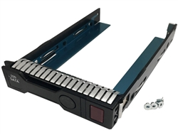 "Genuine HP 3.5"" SFF SAS & SATA Hard Drive Solid State Drive Smart Carrier Tray Caddy 651314-001 For HP Proliant Server"