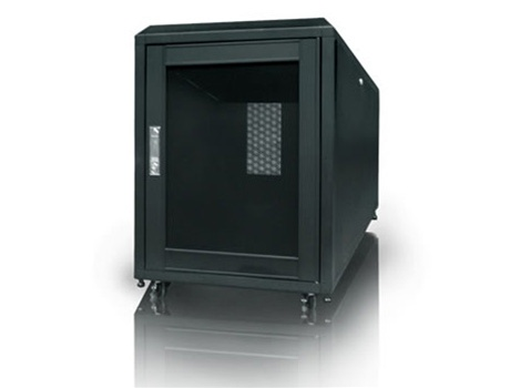 IStarUSA WN1510 15U 1000mm Depth Rack Mount Server Cabinet   Black