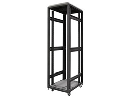 iStarUSA WX-428 42U 4-Post Open Frame Rack