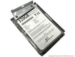 "Avolusion 320GB 5400RPM SATA  2.5"" Playstation3 Hard Drive (PS3 Fat, PS3 Slim, PS3 Super Slim) + HDD Mounting Bracket w/2-Year Warranty"