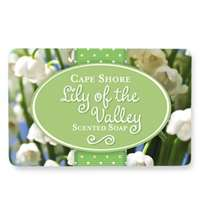 Cape Shore Lily of the Valley Soap