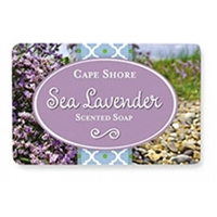 Cape Shore Sea Lavender Soap