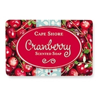 Cape Shore Cranberry Soap