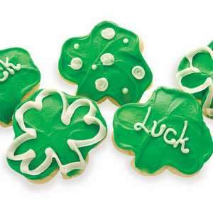 Small Shamrock Cookie Cutter - 2""