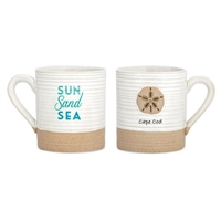 Cape Cod Mug - Sun Sand Sea | LaBelle's General Store