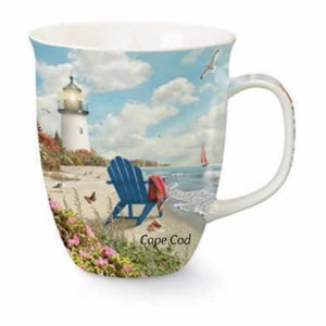A peaceful mug | Cape Cod Rays of Hope Mug | LaBelle's General Store
