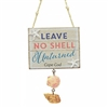 I love the beach chic look:  Cape Cod Leave No Shell Unturned Ornament | Cape Cod Christmas Ornament | LaBelle's General Store