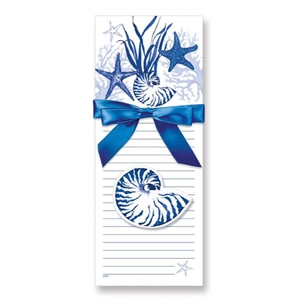 List pads for all your dreams, to do's, or grocery lists. | Magnetic Pad Gift Set - Starfish