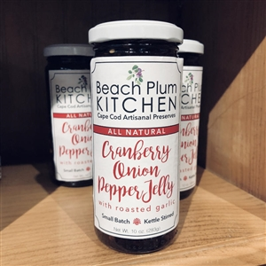 Cape Cod's Beach Plum Kitchen makes their signature amazing, artisanal Beach Plum Jam with all natural, non-gmo ingredients.
