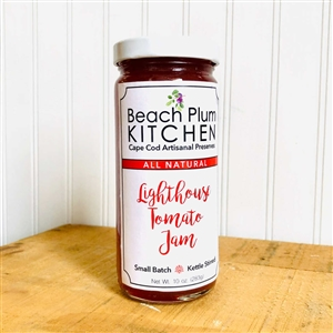 Use Lighthouse Tomato Jam wherever you would add a slice of tomato, in a sandwich, or as a cracker or bruschetta topping. We love it on our lamb gyro's!