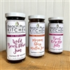 These jams make you think of Martha's Vineyard!  Beach Plum Kitchen gourmet jam flavors | LaBelle's General Store